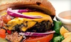 Parkside Pub - Huntley: $12 for $25 Worth of Pub Food and Drinks at Parkside Pub