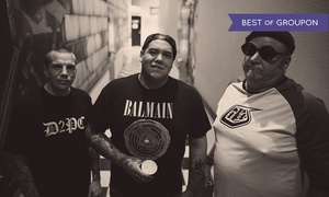 Sublime with Rome & The Offspring: Sublime with Rome & The Offspring on September 14 at 7 p.m.