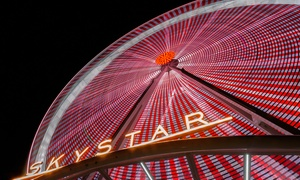Up to 33% Off Admission to SkyStar at SkyStar, plus 6.0% Cash Back from Ebates.
