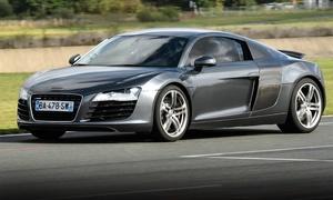 Motors Consulting BE: Rijcursus in 2, 3, of 4 rondes aan het stuur van een racewagen vanaf € 49 bij Motors Consulting