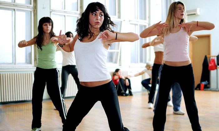 Vibez Studio - Bayside: 5 or 10 Zumba Fitness,Cardio Hip Hop,KidsZumbaand More Classes at Vibez Studio (Up to 52% Off)