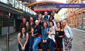 Wee Toast Tours: One- or Two-Hour Belfast City Cycling Tour for Up To Fifteen With Wee Toast Tours