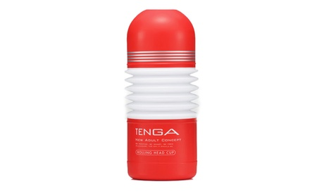 Tenga Rolling Head Cup Stroker 5b19d2a1-2beb-4d68-a7e1-0dd2f7066738