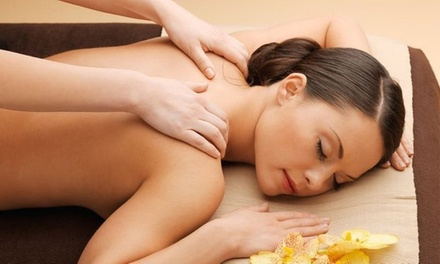 $59 for a Choice of 90-Minute Massage Pamper Package at E & G Day Spa (Up to $180 Value)