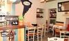 Cafe Santa Fè - Milano: Menu colombiano da 5 portate con calice di vino al Cafe Santa Fe, zona Tortona (sconto fino 50%)