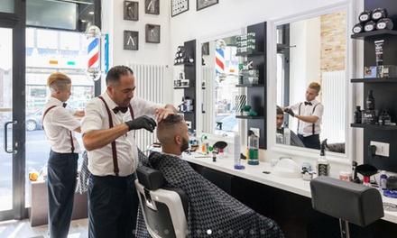 Sedute di hair styling per uomo