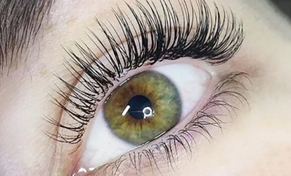 image for Classic Eyelash Extensions at Face Time Beauty Treatments (48% Off)