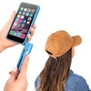 2-in-1 Selfie Stick Phone Case for iPhone 6/6s & Samsung Galaxy S5/S6