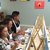 Up to 54%  Off BYOB Painting Classes