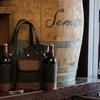 Wine Country Wine and Cheese Tote