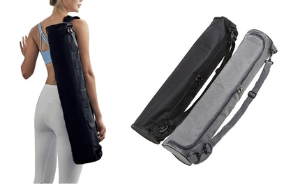 Water-Resistant Yoga Bag: One ($19.95) or Two ($29.95)