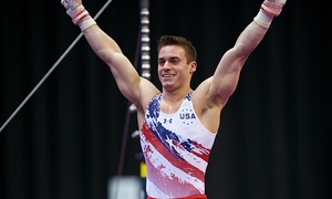 Men's P&G Gymnastics Championships: Men's P&G Gymnastics Championships on Sunday, June 5 at 1 p.m.