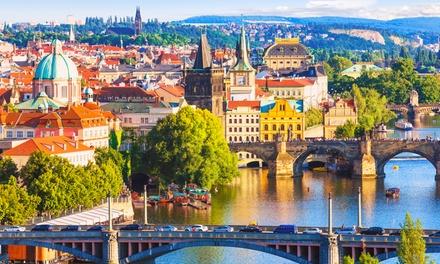 ✈ Praag: 2 of 3 nachten in 4* Hotel Jurys Inn Prague met ontbijt en vlucht vanaf AMS of EIN