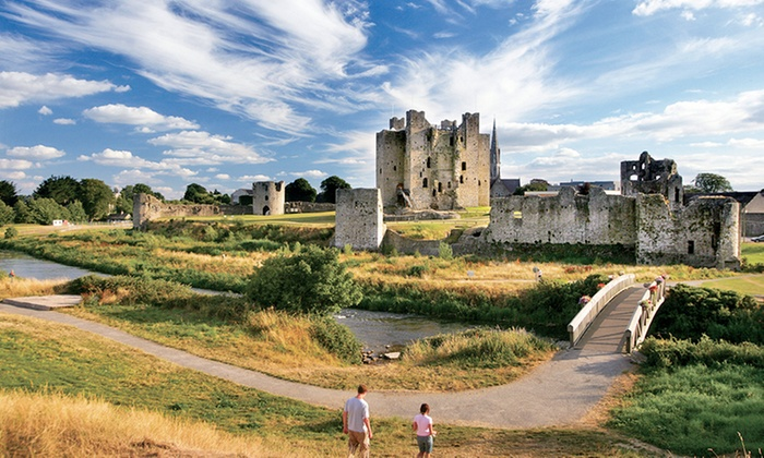 Ireland Trip with Airfare and Rental Car