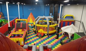 Up to 33% Off Open Bounce or Room Rental at Bounce Zone Xtreme at Bounce Zone Xtreme, plus 6.0% Cash Back from Ebates.