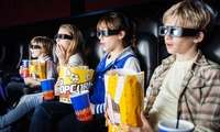 6D Cinema Experience or 30- or 60-Minute Laser Tag Game for Up to Four at Thrill Zone, Two Locations (Up to 58% Off)