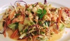 Little Thai Hut - Little Thai Hut: Thai Food for Two or More at Little Thai Hut (Up to 40% Off). Two Options Available.