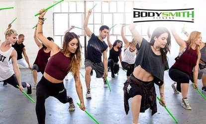 image for 3-Month Unlimited Gym Membership with 24-Hour Access at BodySmith Fitness (Up to $319.35 Value)