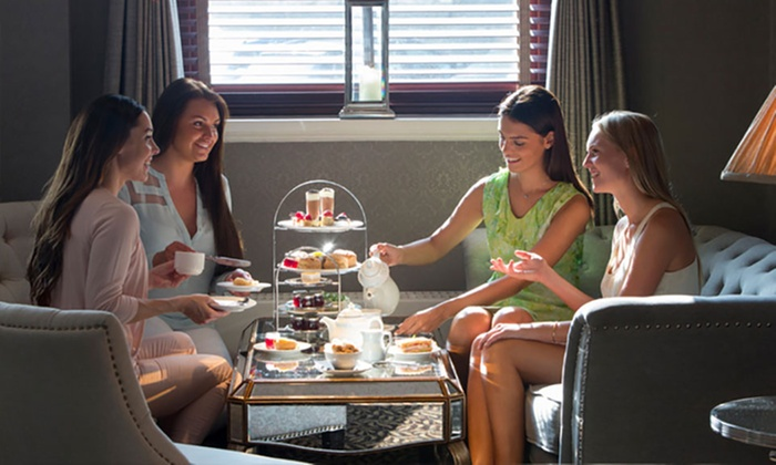 Coast Restaurant - Co. Wexford: Traditional or Sparkling Afternoon Tea for Two at Coast Restaurant (Up to 50% Off)