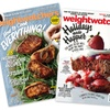1-Year Print and Digital Subscription to Weight Watchers Magazine