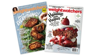 ProCirc Promotions: 1-Year Print and Digital Subscription to Weight Watchers Magazine