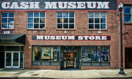 $17 for Two to Visit The Johnny Cash Museum, Including The Legends of Sun Records (Up to $30 Value)
