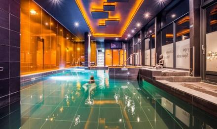 Nabij Den Haag: 2persoonskamer met wellness, ontbijt en naar keuze diners & behandelingen in 5* Hotel & Spa Savarin