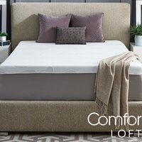 Beautyrest ComforPedic Loft 14in Gel Memory Foam Mattress Twin