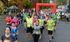 My Heart Beats 5K - Fair View Estates: Registration for One or Two for My Heart Beats 5K on February 11th (Up to 56% Off)
