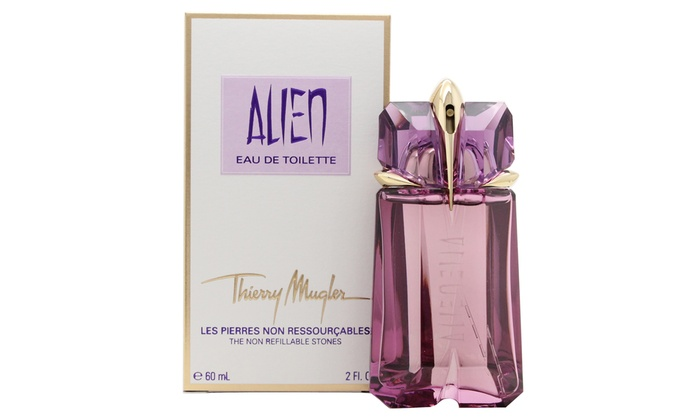 Edt Thierry Mugler Alien 60ml Groupon Shopping