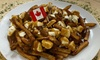 Up to 33% Off Food and Drink at Pop-Up Poutine