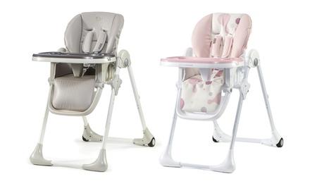 jusqu 39 41 chaise haute yummy pour b b groupon. Black Bedroom Furniture Sets. Home Design Ideas