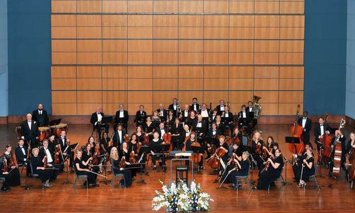 Mesquite Symphony Orchestra - Mesquite Arts Center: Mesquite Symphony Orchestra Concert at Mesquite Arts Center on December 21–May 3 (Up to 42% Off)