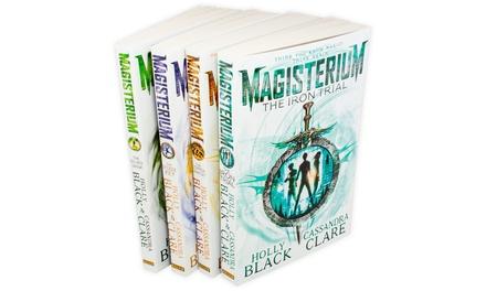 Magisterium Four-Book Collection