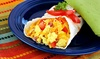 $10 for Mexican Cuisine at Eggs Travaganza