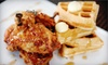 VIN Bar at Hotel Derek - Galleria/River Oaks: Modern American Cuisine at VIN Bar at Hotel Derek (Up to 48% Off). Two Options Available.