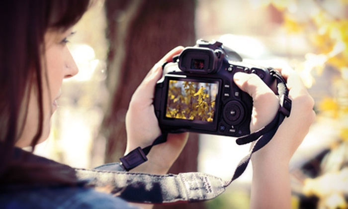 Monretro - Camelback East: Two-Hour Ladies' Night Out Photography Workshop for One or Two at Monretro (Up to 79% Off)