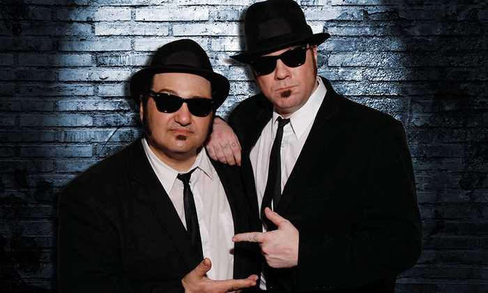 Blues Brothers Revue - Iron City: The Official Blues Brothers Revue on March 16 at 8 p.m.