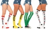 Women's Funny Drinking Knee Socks