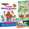 Rock 'N Learn Math and Science 10-DVD Collection