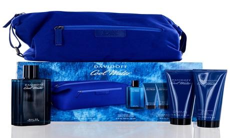 Azzaro, Zino Davidioff, & Guy Laroche Fragrance Gift Sets for Men (3- or 4-Piece)