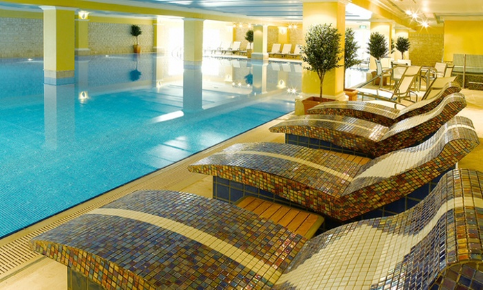 Full-Day Thermal Relax Experience and Mud Chamber for One or Two at Holmer Park Spa and Health Club