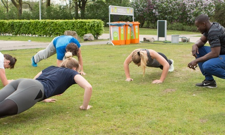 5x,10x of 20x voor bootcamp naar keuze in o.a. Vondelpark, Westerpark en Oosterpark bij Bootcamp Inc.