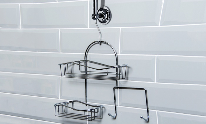 Hanging Shower Caddy Organiser | Groupon Goods