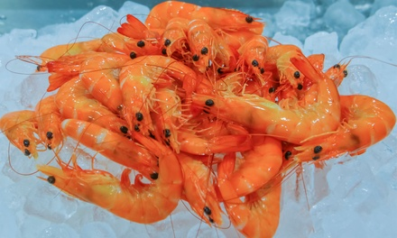From $5 for Choice of Pick-Up Frozen Seafood from OBOR Seafood, Three Locations (Up to $40 Value)