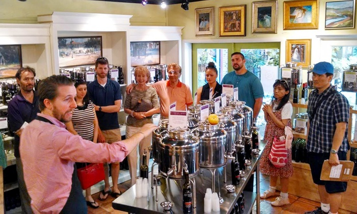 Orlando Food Tours - Winter Park: Walking Tour for Two, Four, or Six from Orlando Food Tours (Up to 20% Off)