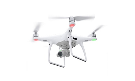 DJI Phantom 4 Pro Quadcopter Drone Bundles. Multiple Options Available.