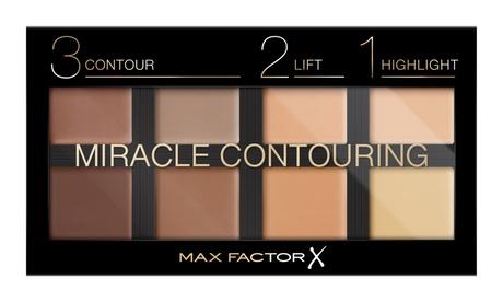 Paleta de contorno de Factor Max