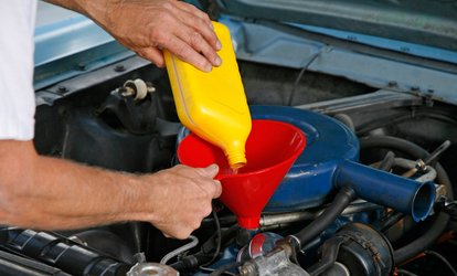Conventional, High-Mileage, or Full Synthetic <strong>Oil Change</strong> at Groovy Automotive and Lube (Up to 46% Off)