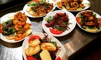 Four or Eight Turkish Sharing Dishes for Two or Four at Elisa Restaurant (Up to 37% Off)